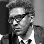 Bayard Rustin, co-founder of APRI